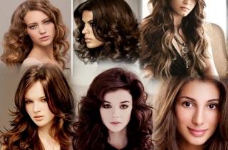 Как окрашивать кудрявые волосы