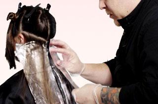 Как окрасить волосы по технике омбре в домашних условиях