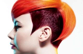 Можно ли окрашивать рыжие волосы в домашних уловиях