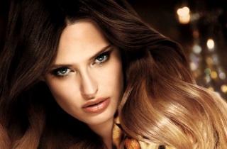 Как окрашивать темные волосы в домашних условиях
