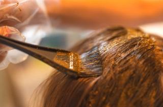 Особенности окрашивания волос хной и басмой