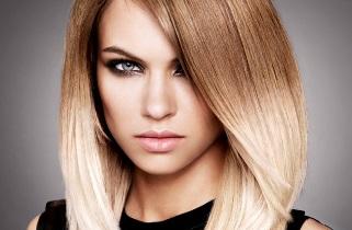 Окрашивание волос «Растяжка»