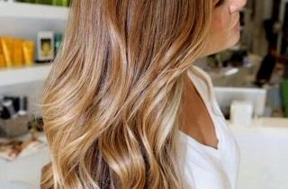 Отзывы о технике омбре на светлых волосах