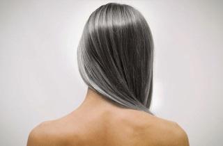 Как осветлить кончики волос