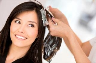 Выбираем технику осветления кончиков волос