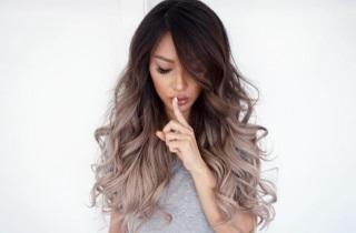 Самые лучшие техники осветления кончиков волос