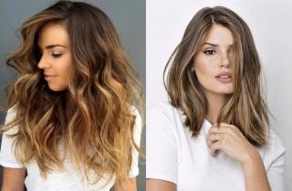 Самые красивые техники осветления волос