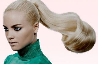 Осветление волос перекисью водорода