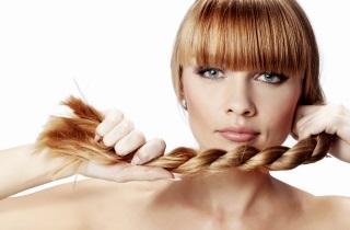 Как осветлять волосы ромашкой