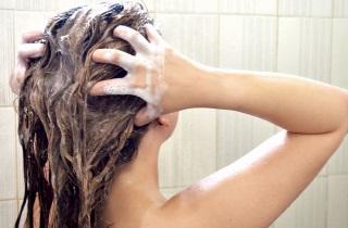 Домашнее осветление волос ромашкой
