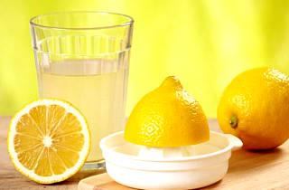 Осветление лимоном