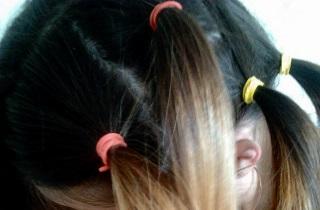 Оттенки для седых волос из палитры «Эстель»