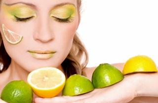 Пилинг лимоном в домашних условиях