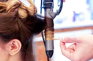 Накрутка волос