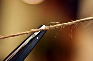 Выбираем между ламинированием и полировкой волос