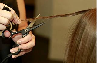 Полировка ножницами