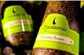 Шампунь от Macadamia