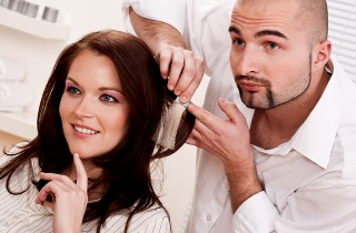 Как правильно смешивать краски для волос
