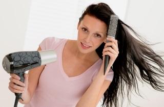 Эффективные методы выпрямления волос