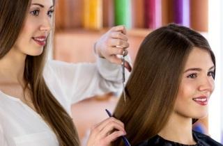 Как использовать расческу с лезвием для стрижки волос