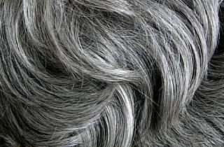 Седина волос