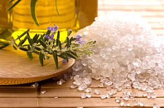 Соляной шампунь