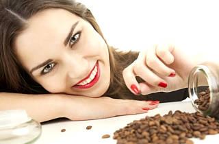 Шампунь с кофе