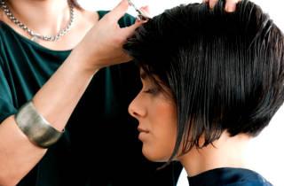 Объем коротких волос