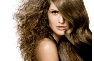 Средство для выпрямления волос