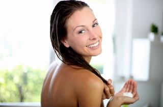 Как выровнять волосы в домашних условиях