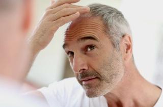 Средство от седины волос для мужчин