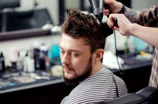Как правильно выбрать средство от седины волос для мужчин