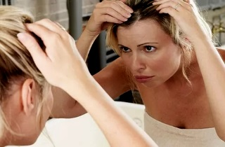 Лечение сухой кожи головы