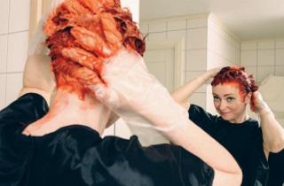 Домашнее тонирование волос после окрашивания