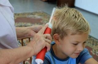 Методы лечения выпадения волос у детей
