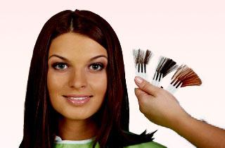 Окрашиваем волосы и избавляемся от вшей