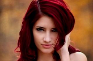 Как убрать красный оттенок волос после окрашивания