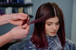 Можно ли убрать красный оттенок волос после окрашивания