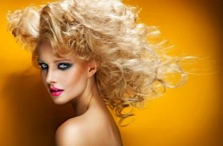 Убираем желтизну с волос после окрашивания