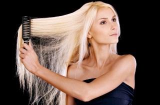 Эффективный уход за осветленными волосами
