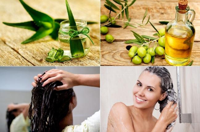 Как правильно ухаживать за сухими волосами