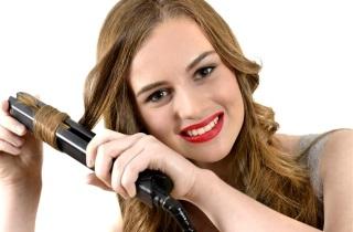 Методы укладки волос с помощью утюжка