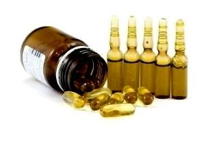 Как применять витамин А для волос