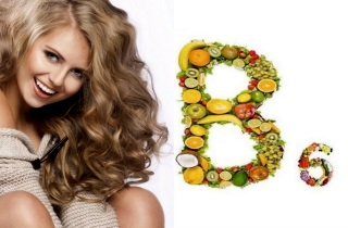 Как применять витамин В6 для волос