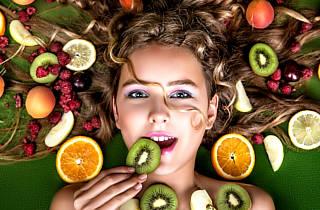 Питание и волосы