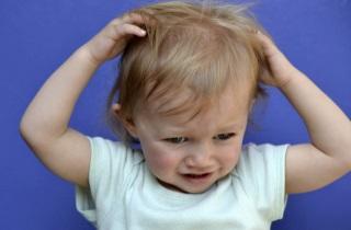 Причины вшей у ребенка