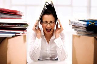 Почему волосы выпадают от стресса