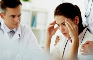 Алопеция из-за стресса
