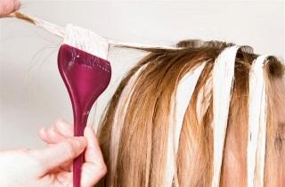 Симптомы выпадения волос после окрашивания