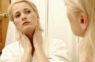 Выпадение волос при болезнях щитовидки